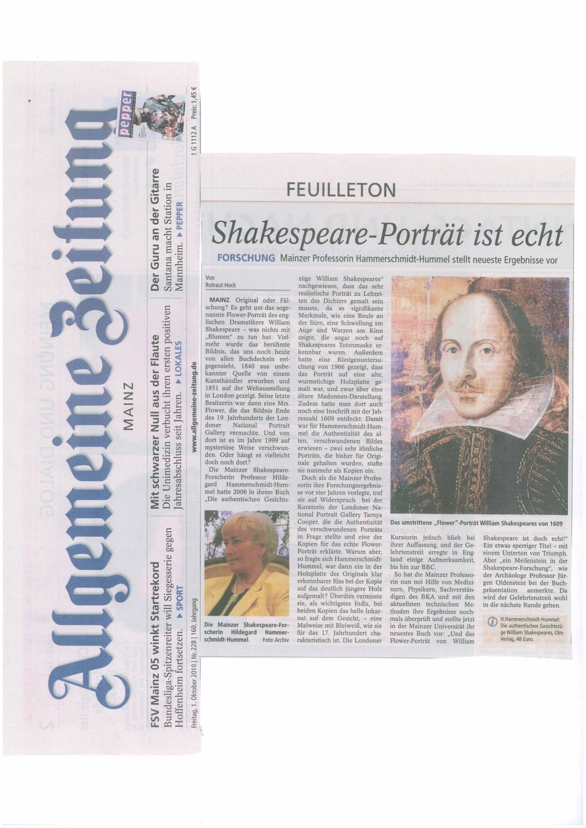 """william shakespeares authenticity essay William shakespeare's hamlet essay examples william shakespeare's hamlet shakespeare's works are rife with metatheatrical self-references as polonius blathers on about madness early in shakespeare's hamlet, gertrude ends the excessive bombast with the quip, """"more matter with less art"""" (hamlet, iii97."""